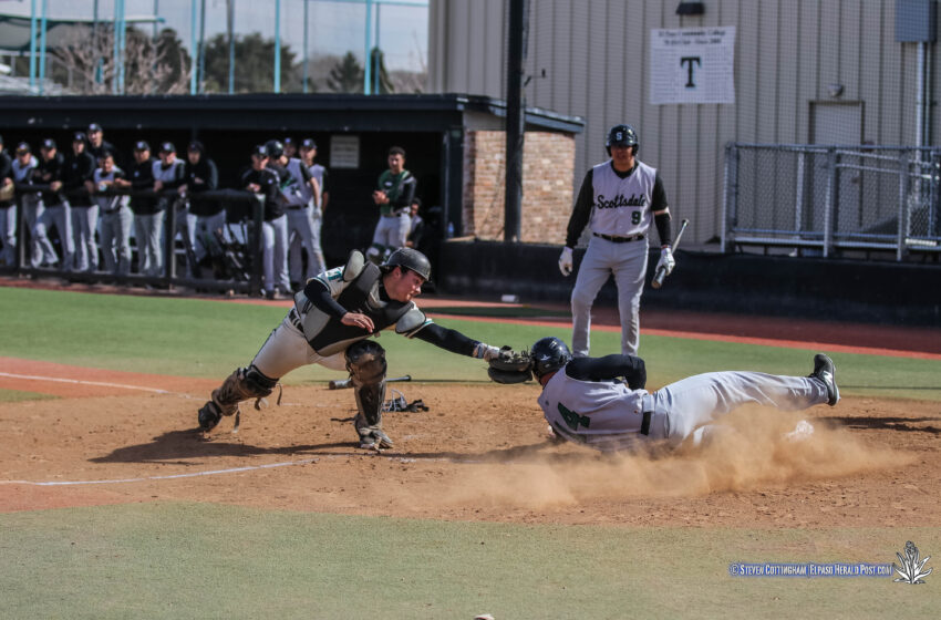 Story in Many Pics: Scottsdale CC vs EPCC Tejanos