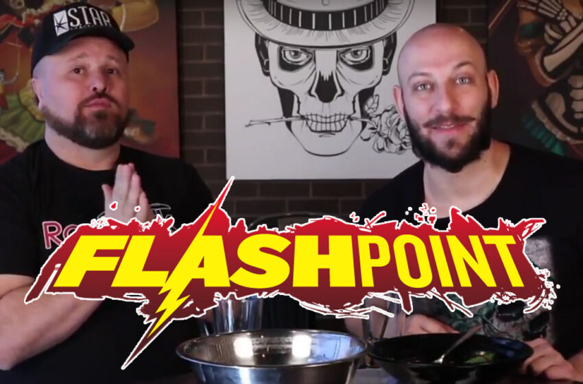 TNTM: DC Comics Flash movie will be called Flashpoint