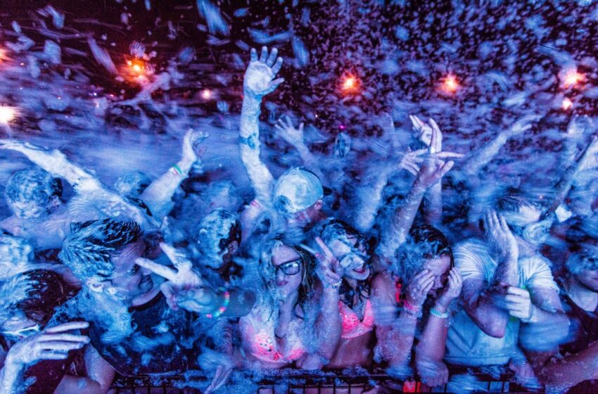 Ultimate Foam Party Experience to Take Over County Coliseum Next Weekend
