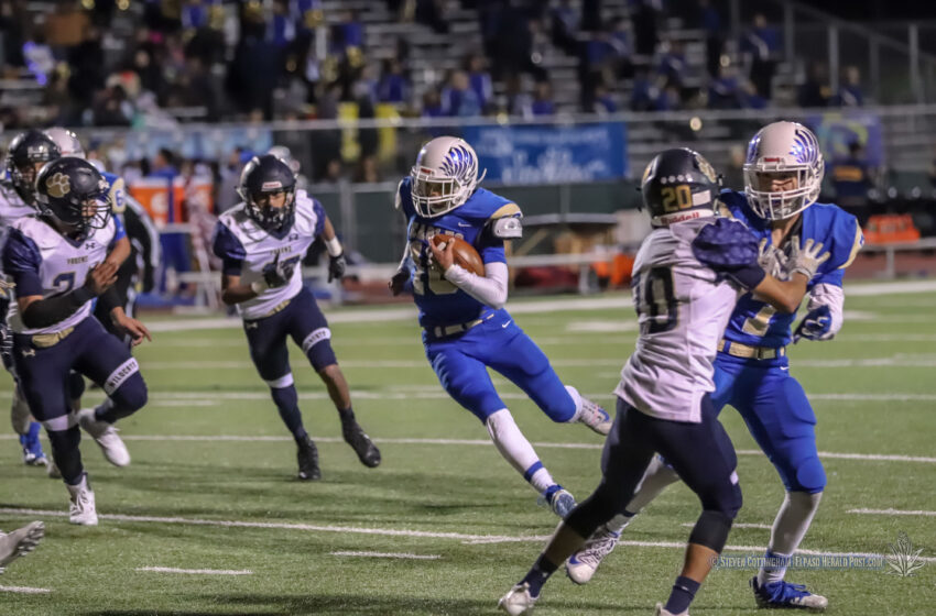 Story in Many Pics: San Elizario Soars To Victory Over Fabens 28-18
