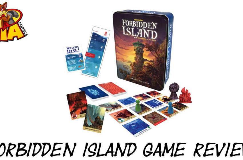 TNTM How to play Forbidden Island