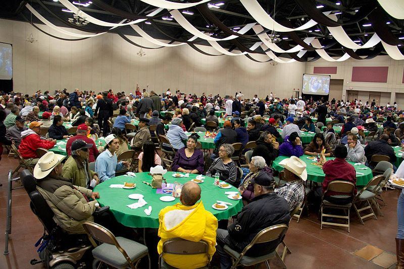 Donations, Volunteers Needed for Annual El Paso Thanksgiving Celebration