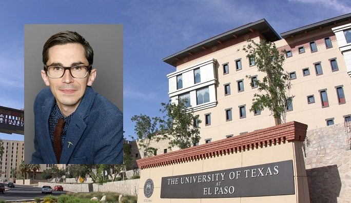 UTEP's First Sloan Research Fellowship Awarded to Chemistry Assistant Professor