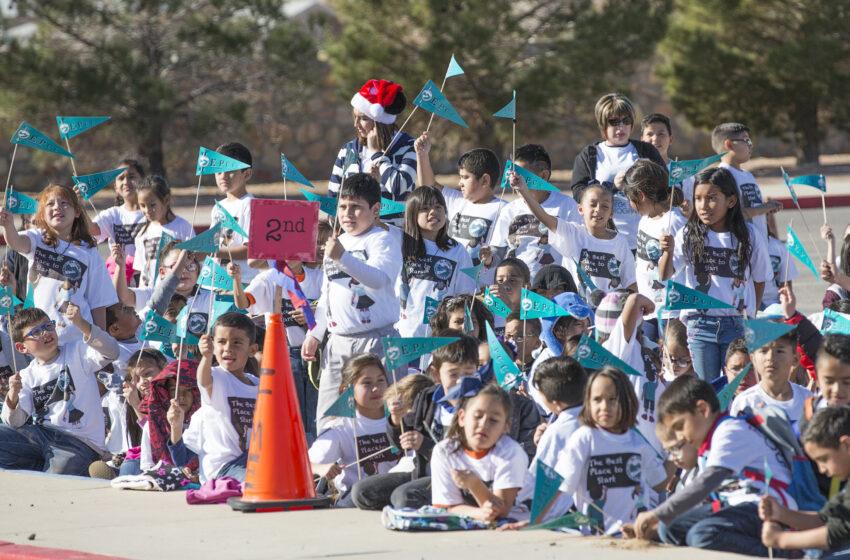 El Paso Community College Adopts Frank Macias Elementary School