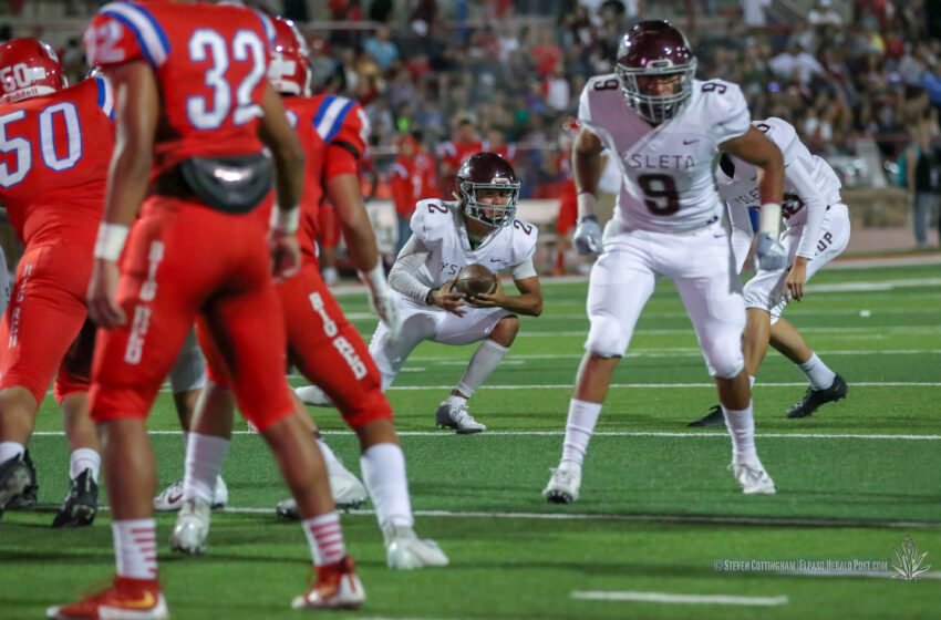 Story in Many Pics: Ysleta Blasts Past Bel Air 57-27