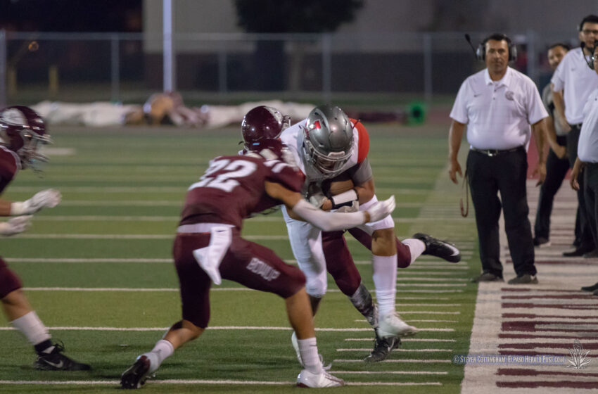 Story in Many Pics: Ysleta Tops Jefferson 40-7