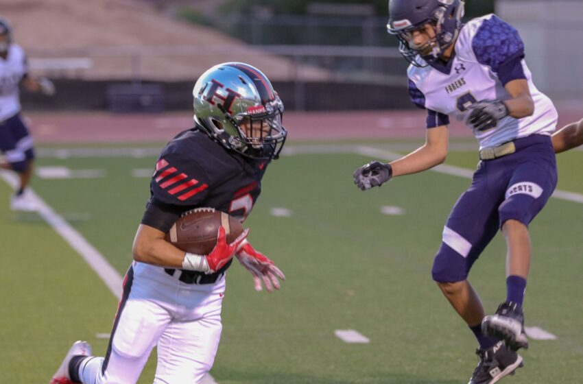 Story in Many Pics: Knights Knock Out Wildcats 40-7