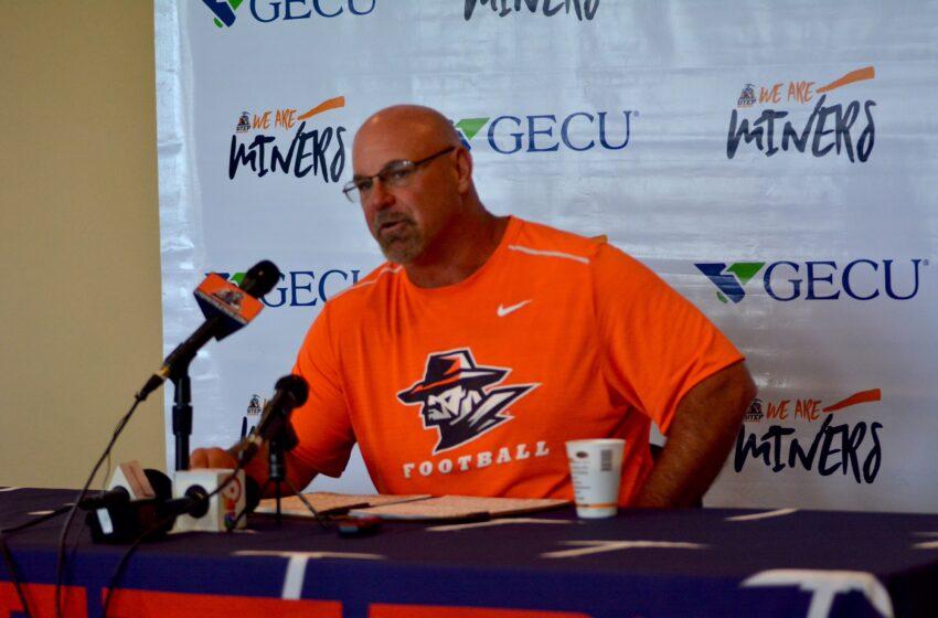 H-P Sports In Depth: Coach Kugler Talks UTEP-OU, Rice Game Preps