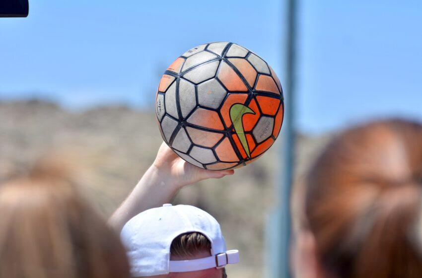 Story in Many Pics: UTEP Soccer Hosts Media PK Challenge Day