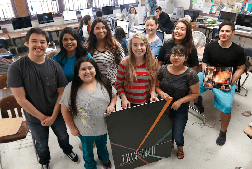 Burges Yearbook wins Seventh Pacemaker Award for Excellence
