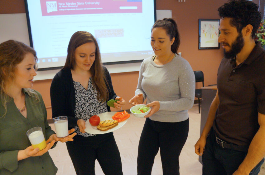 NMSU Dietetic Internship Program celebrates ACEND accreditation