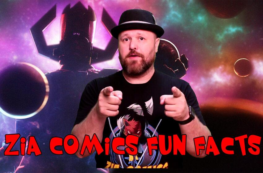 TNTM: Marvel Comics Galactus origin