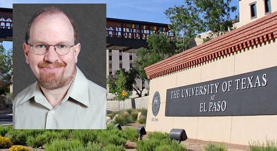 UTEP Researcher Looks at Salty Dust