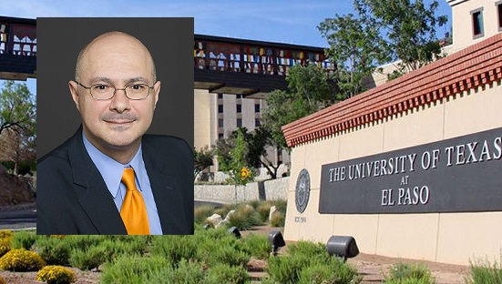 UTEP Professor to be Inducted into UT System Academy of Distinguished Teachers