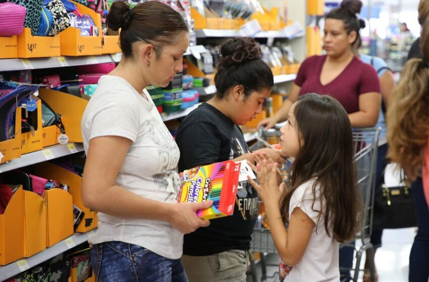 Partnership Between Canutillo ISD, St. Francis on the Hill, Walmart help Students