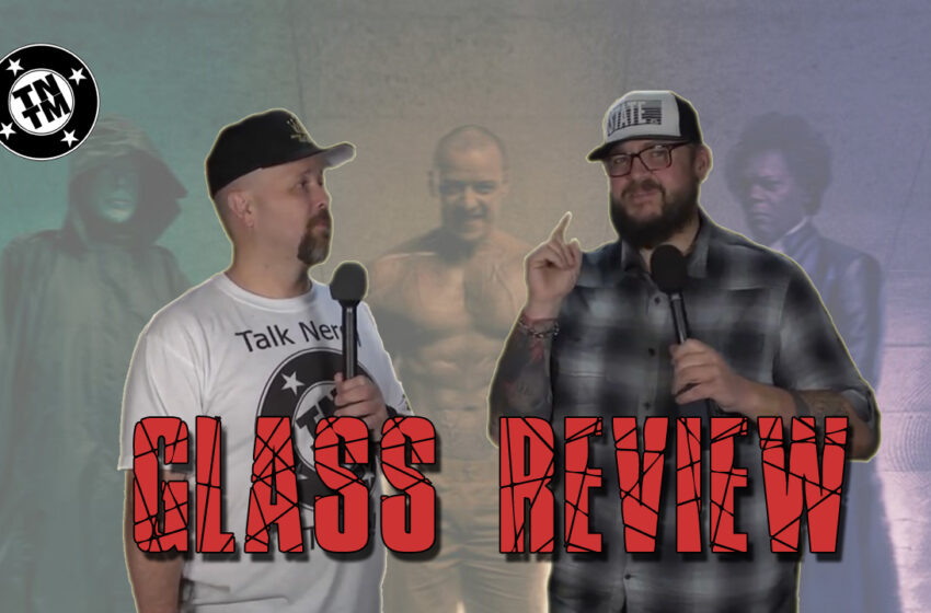 Video: M. Night Shyamalan Glass Review and Audience Reactions