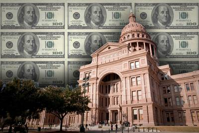 Texas' savings account is poised to hit $15 billion. How much will lawmakers spend?