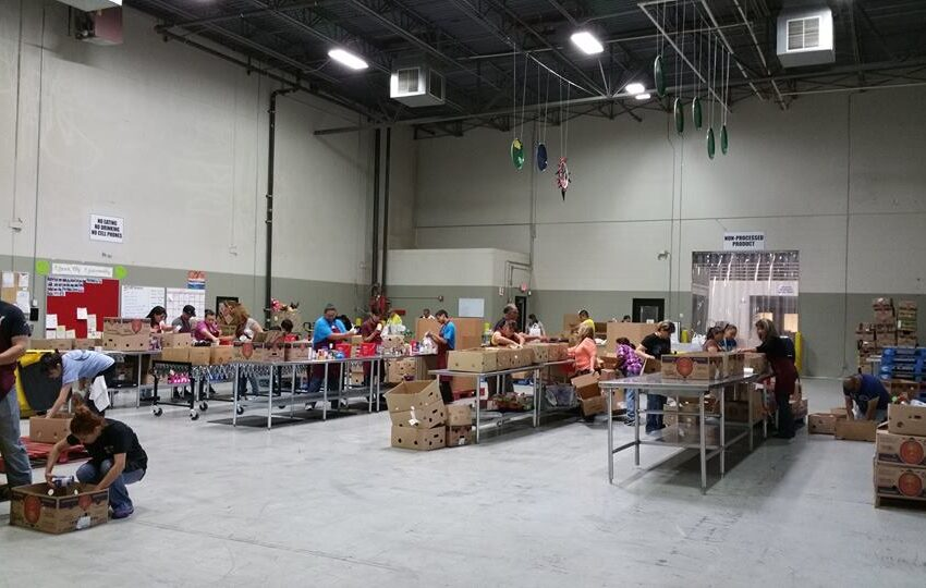 Millions of Texans at risk of hunger despite economic recovery
