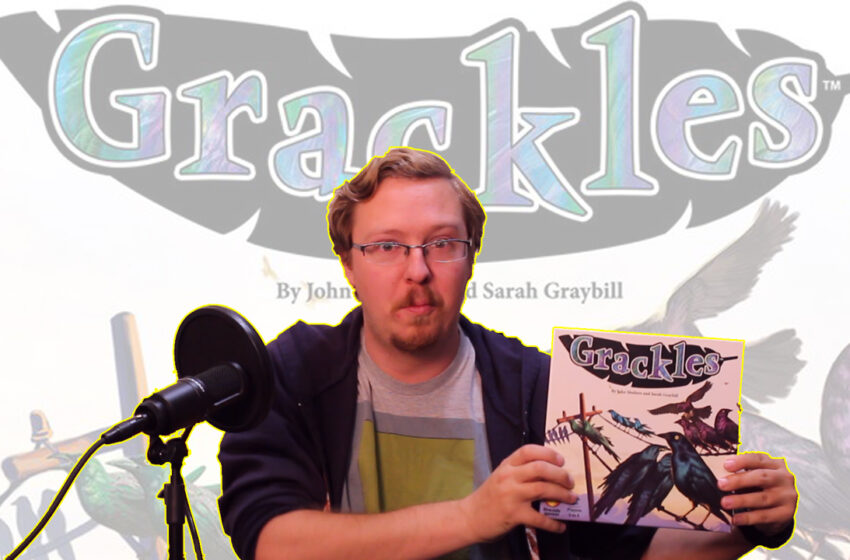 Video: How to Play Grackles by Fireside Games