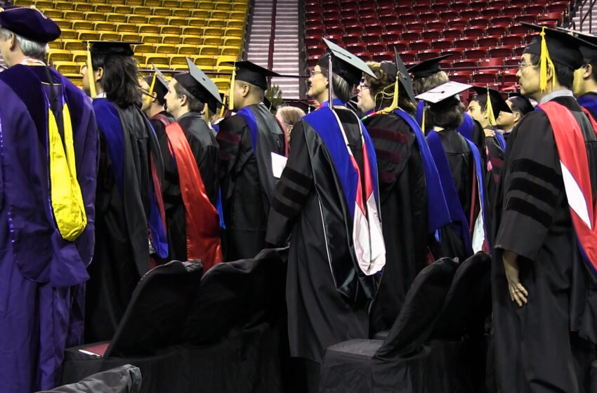 1,000 graduates expected at NMSU fall commencement