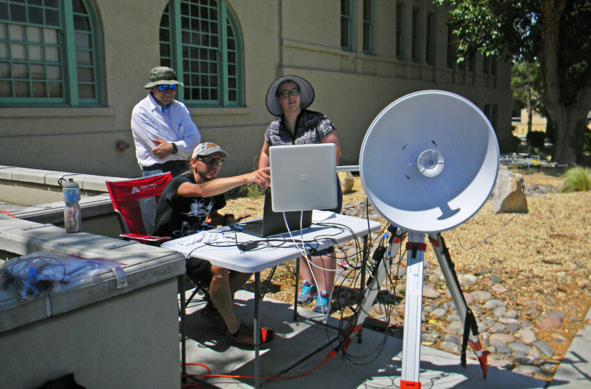 NMSU Team to Live-Stream Eclipse as Part of NASA National Eclipse Ballooning Project