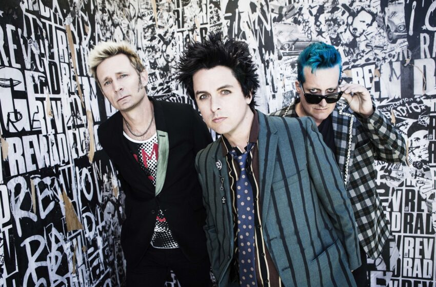 Award-winning Green Day to take over County Coliseum
