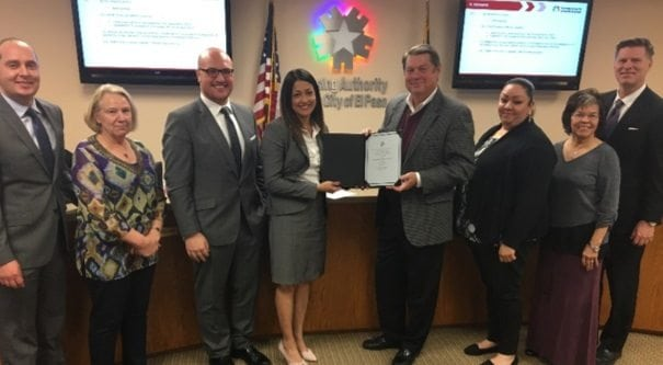 Housing Authority Receives National Award for Distinguished Budget