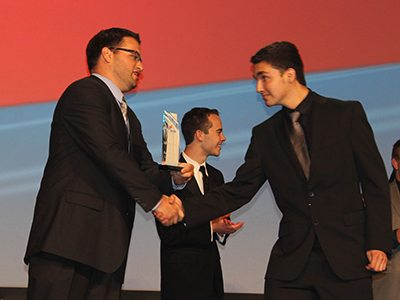 Hanks HS grad takes 1st at FBLA National Competition