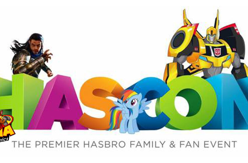 TNTM: HASBRO to start their own convention