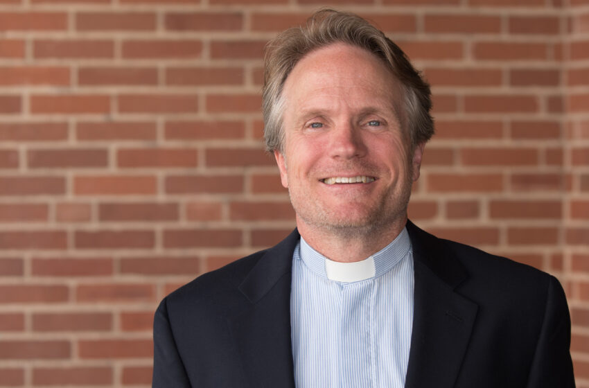 St. Francis Cathedral Welcomes New Pastor