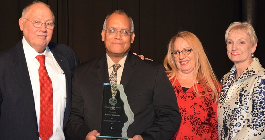 El Paso Community College Professor Honored with National Award