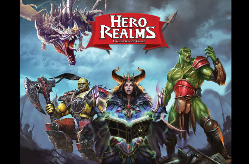 TNTM: How to Play Hero Realms by White Wizard Games