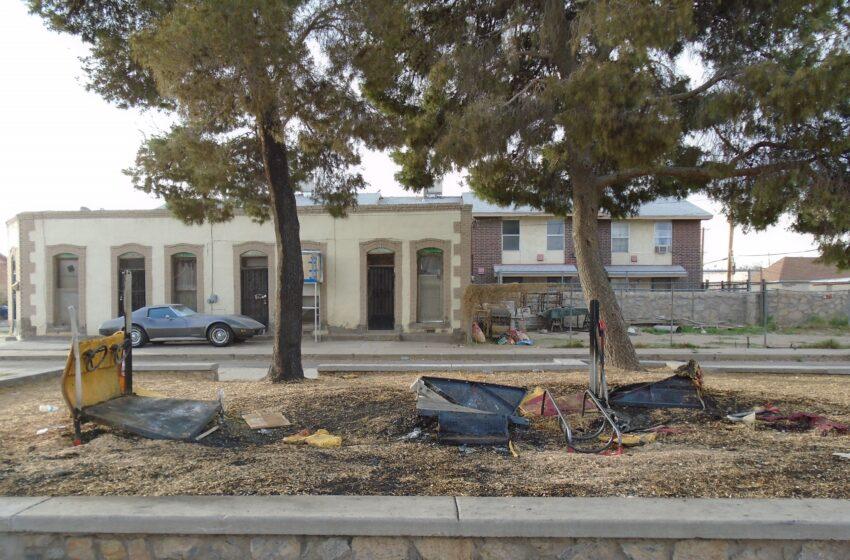 City Seeking Public's Help after Playground, Gymnasium Vandalized