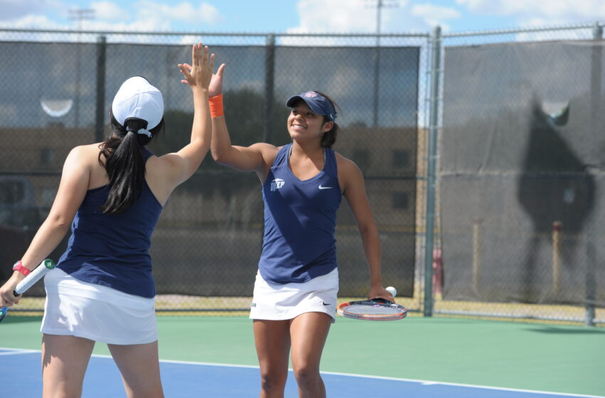 UTEP Tennis To Play At San Diego State University Fall Classic This Weekend