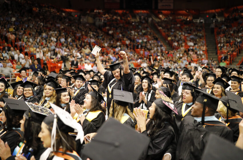 Excelenciain Education: UTEP ranks No. 2 in Texas for graduating Latino Students