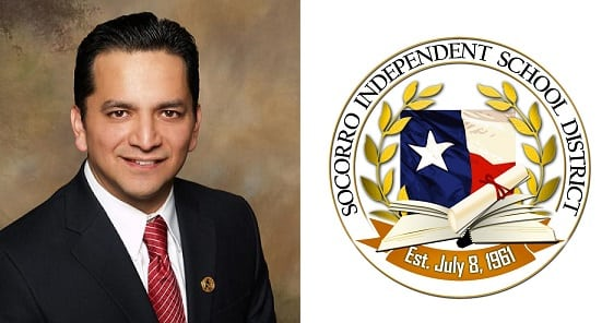 """The Board and Dr. Espinoza have entered into the agreement believing it is in the best interests of the Socorro Independent School District. """