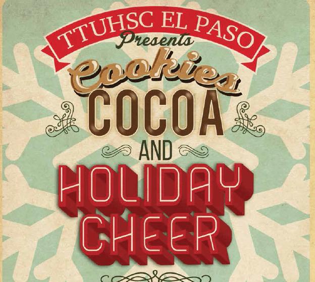 TTUHSC El Paso Events: Holiday Light Show Wednesday