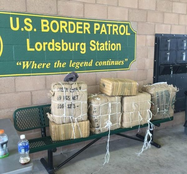 Border Patrol Agents nab drugs, smugglers in Southern New Mexico