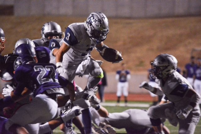 Story in Six Pics: Eastlake defeats Del Valle 34 to 19