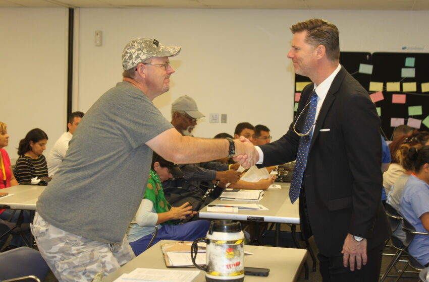 14 Homeless El Paso Veterans receive Vouchers for Affordable Housing