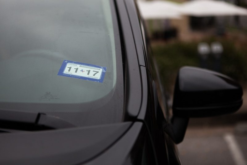 Texas to Tie Car Registration Renewal to Child Support