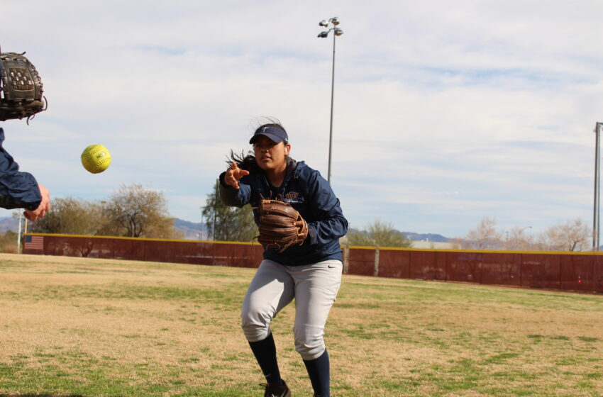 UTEP Softball Drops Two Games In Vegas