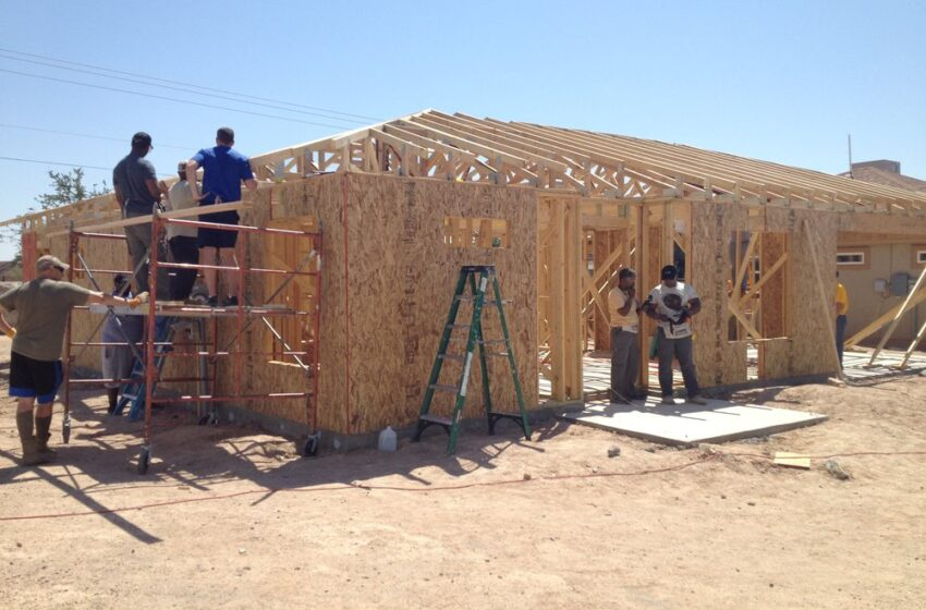 Habitat for Humanity El Paso to Build a Home for Veteran; Application Process Now Open