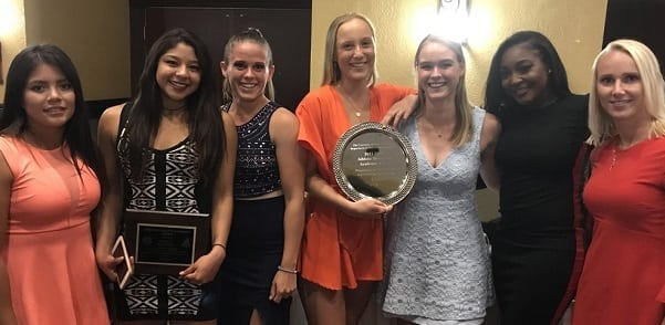 UTEP Tennis Team Named ITA All-Academic Team