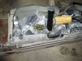 CBP snags $66k of pot at Ysleta Port of Entry on Monday