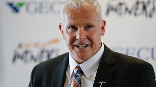 UTEP Football Head Coach Dimel Completes Staff for 2018