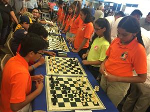"""Champions' Game"" Chronicles Story of Henderson Chess Champs"