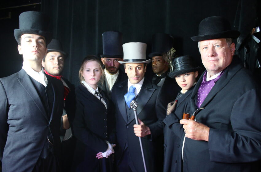 Dr. Jekyll and Mr. Hyde Bring Horror, thrills to El Paso Playhouse this Halloween Season