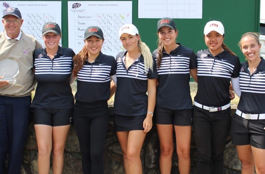 UTEP Claims Team, Individual Title in Arkansas