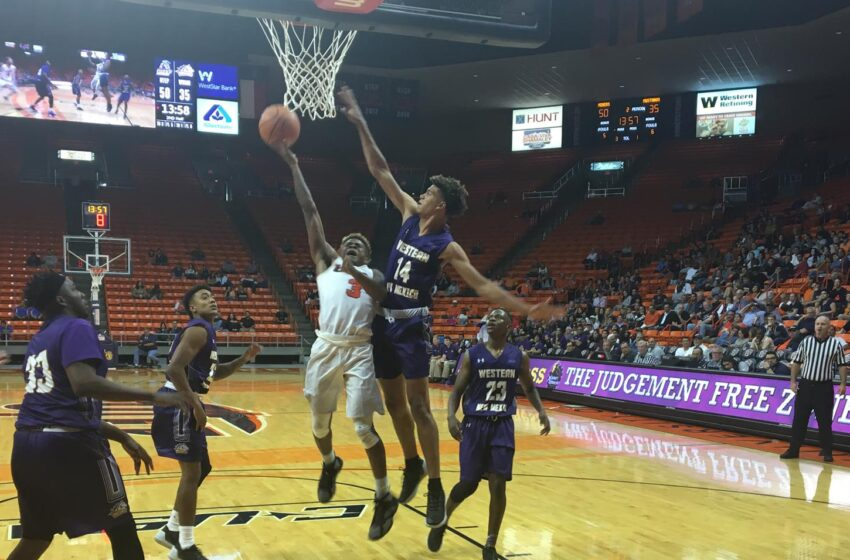 Miners Blast Western New Mexico in Final Exhibition